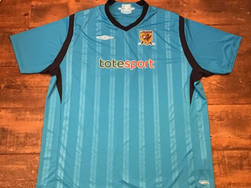 2009 2010 Hull City Away Football Shirt 3XL
